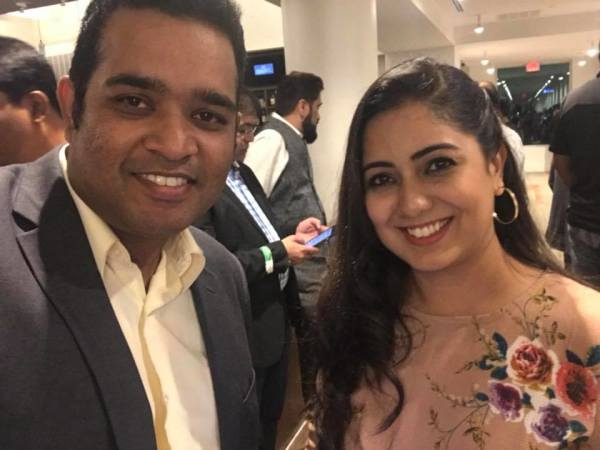 With Bollywood Singer Harshdeep Kaur